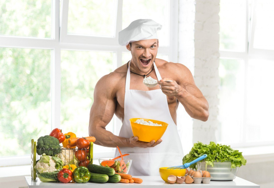 High protein recipes for building muscle